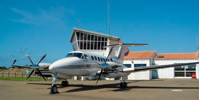 Hire A Private Jet To And From Island Of Yeu Aeroaffaires