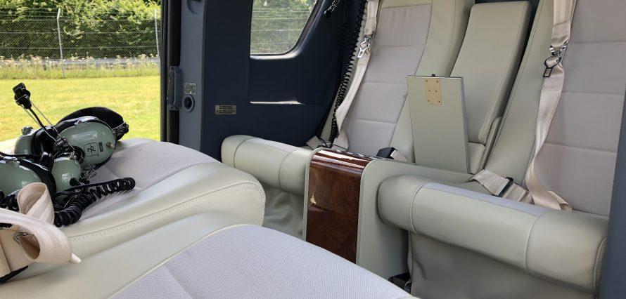 EC 135 VIP Helicopter rental