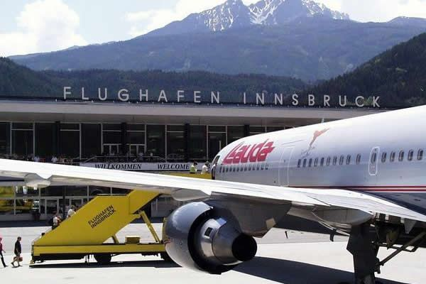 Private jet hire in Innsbruck Saint Anton
