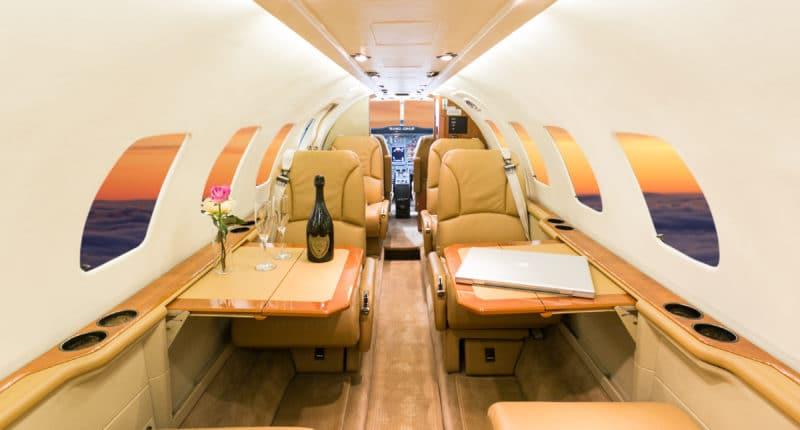 Citation V Private Jet Hire