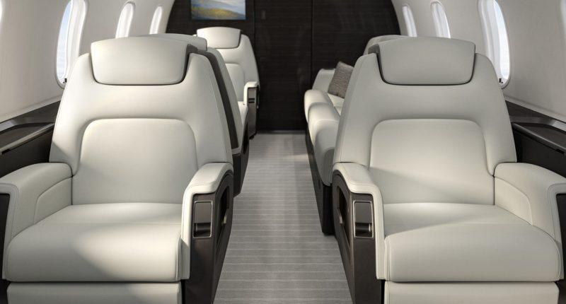 Jet privé Challenger 300 AEROAFFAIRES