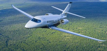 Citation Sovereign Private Jet Hire