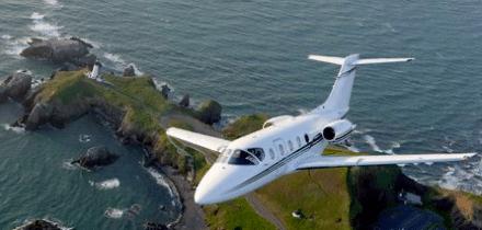 Hawker 400 Xp Private Jet Hire