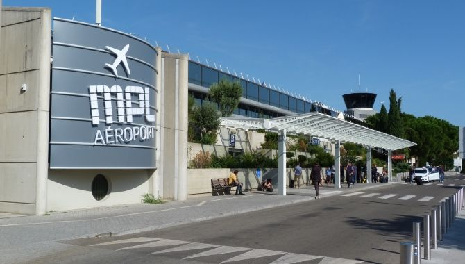 Private jet hire and helicopter in Montpellier Mediterranean