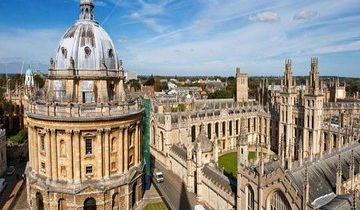 Private jet hire in London Oxford