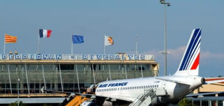 Private jet hire in Perpignan Risevaltes Airport