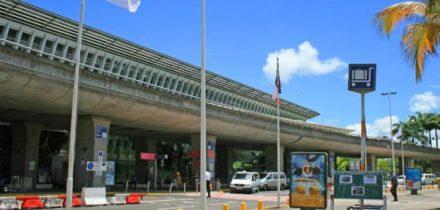 Private jet hire in Aeroport De Guadeloupe Pole Caraibes