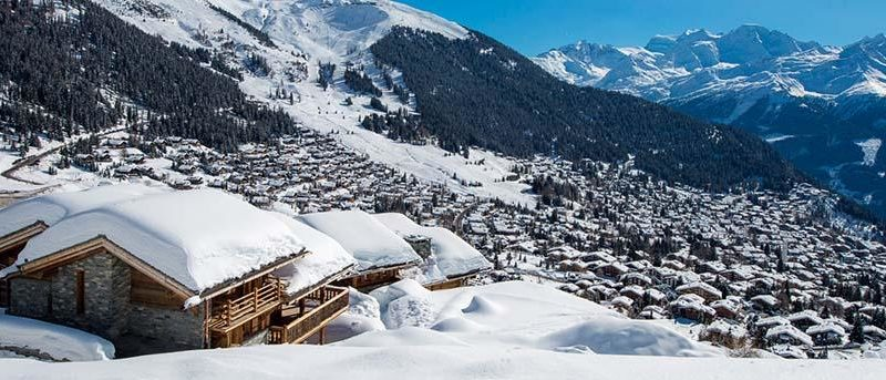 Private jet hire in Sion Verbier