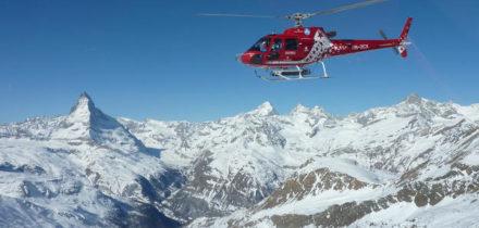 Private jet hire in Sion Zermatt