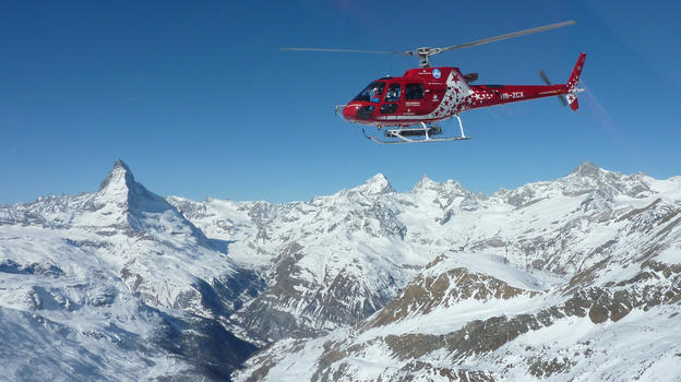 Private jet hire in Sion Zermatt