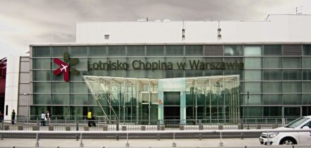 Private jet hire in Warsaw Chopin
