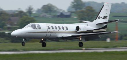 Citation 2 Private Jet Hire
