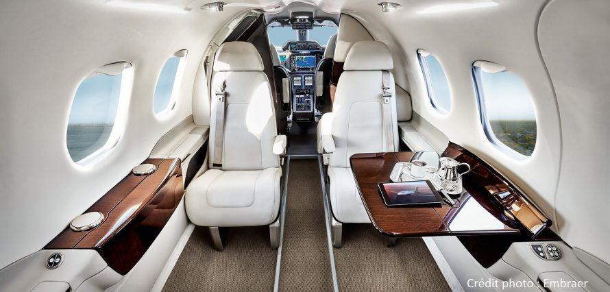 Phenom 100 Very Light Jet Private Jet Hire