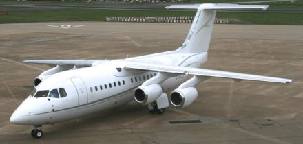 Rj 85 Private Jet Hire