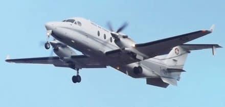 Regional aircraft rental BEECH 1900D