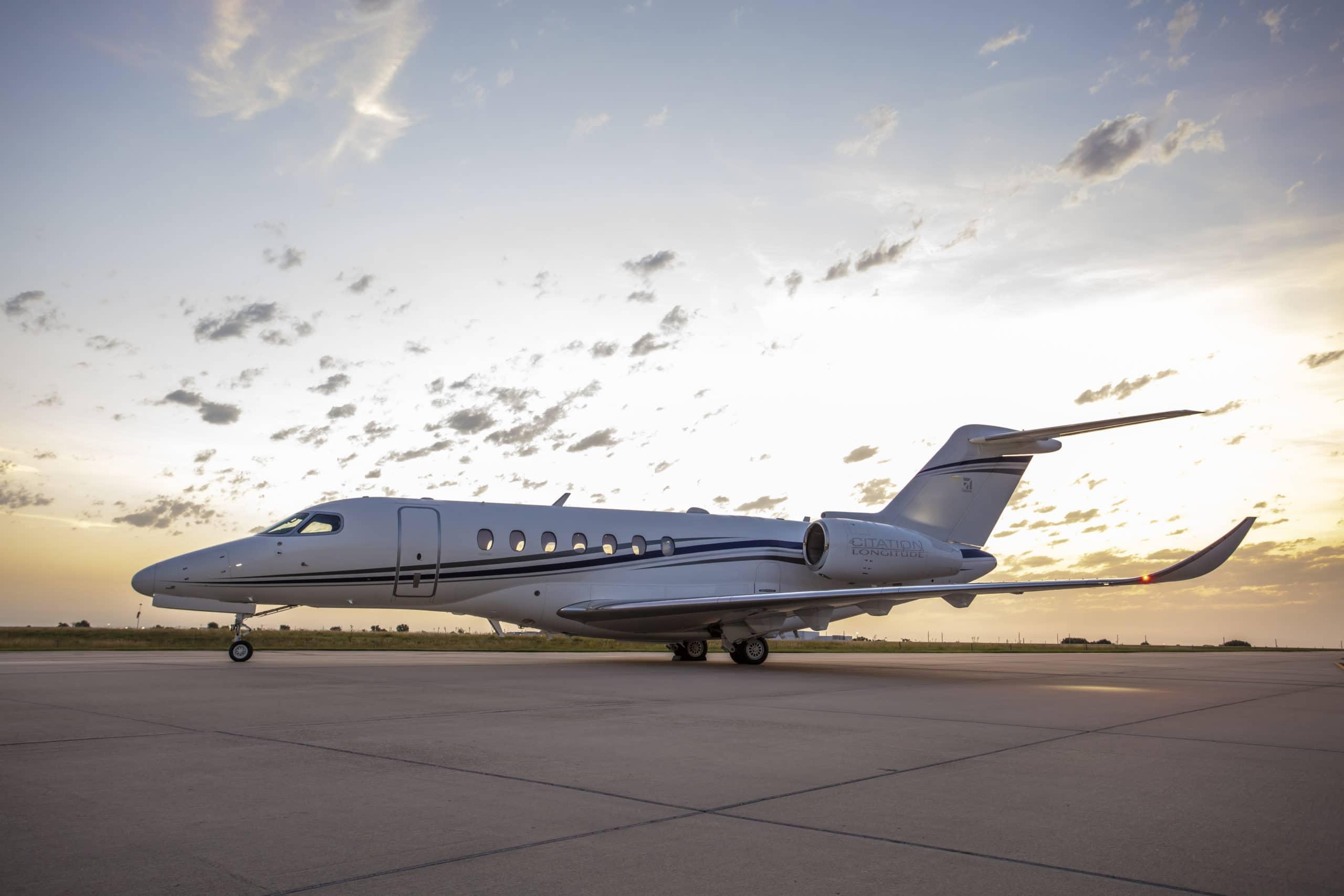 Citation Longitude Private Jet Hire