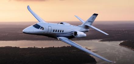 Citation Latitude Private Jet Hire