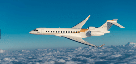 Global 7500 Private Jet Hire