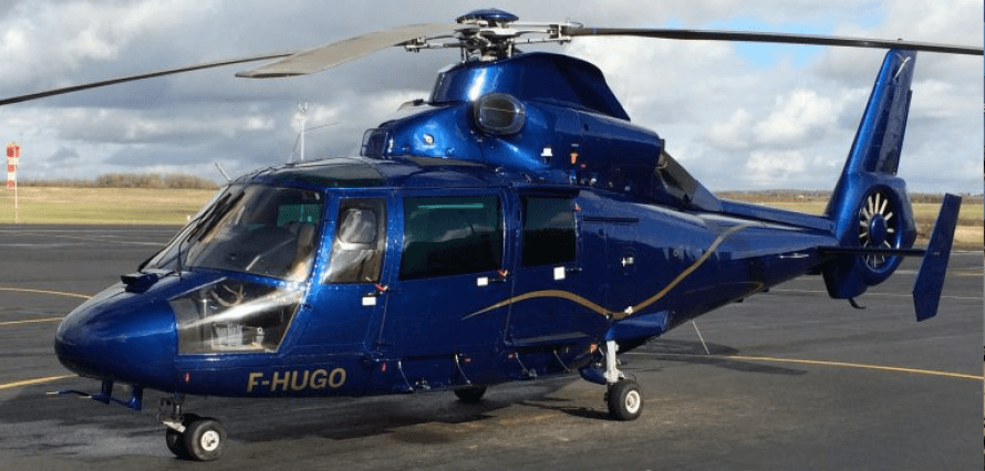 Dolphin As 365 Bi Turbine Helicopter Charter