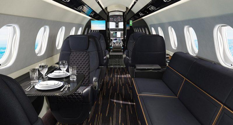 Praetor 600 Private Jet Hire