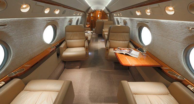 Gulfstream G300 Private Jet Hire