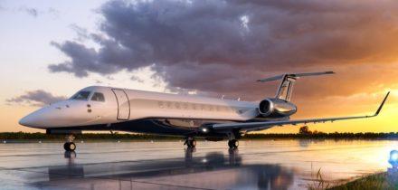Legacy 650 650 E Private Jet Hire
