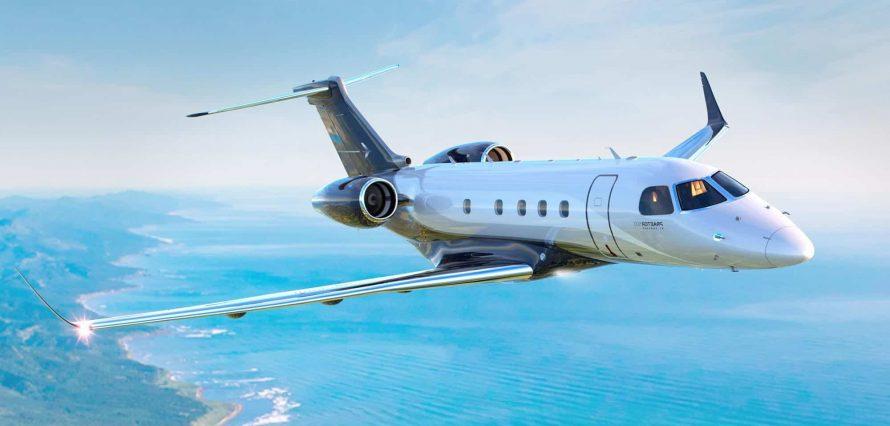 Praetor 500 Private Jet Hire