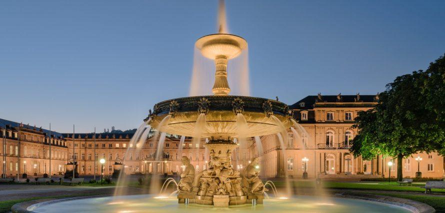 Private jet hire in Paris Stuttgart