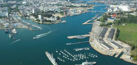 Private jet hire in Lorient