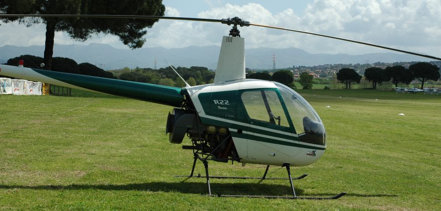 Robinson R22 Helicopter Charter