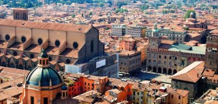 Private jet and helicopter hire in Bologna Guglielmo Marconi