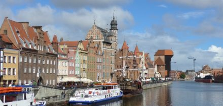 Private jet hire in Gdansk