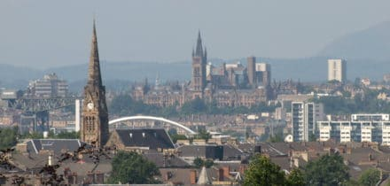 Private jet and helicopter hire in Glasgow