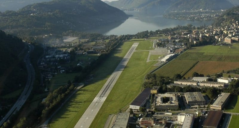 Private Jet Hire Lugano