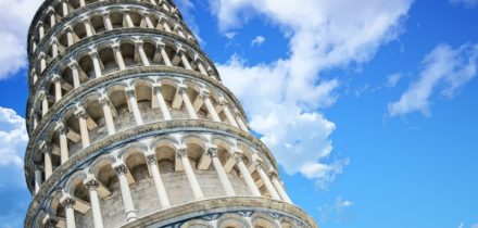Hire private jet from and to Pisa