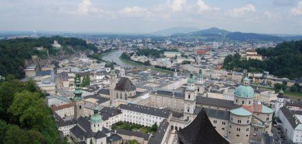 private jet hire in Salzburg