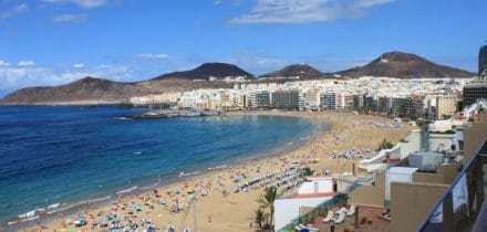 Private jet and helicopter hire in Las Palmas Grand Canaria