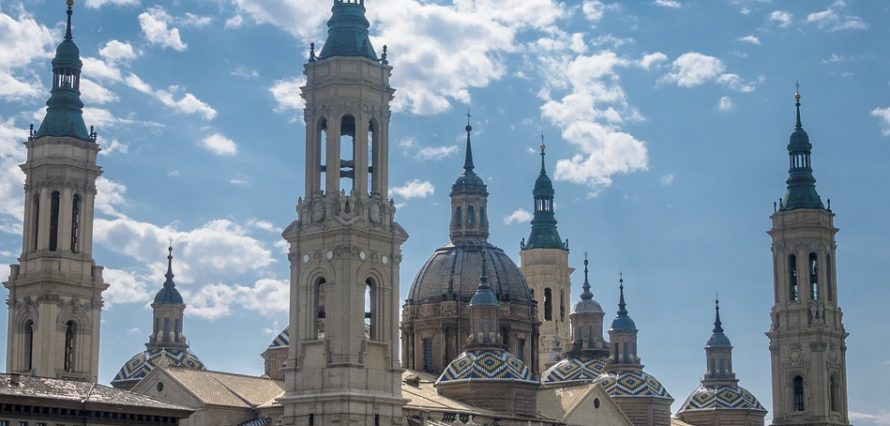 Private jet charter and helicopter hire to and from Zaragoza