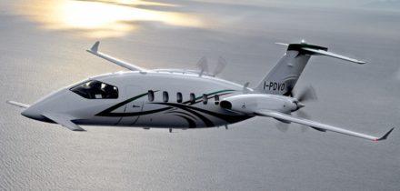 Piaggio Avanti P180 Private Jet Hire