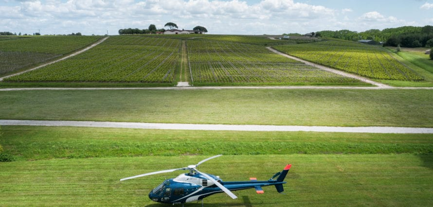 Private jet hire and helicopter in Bordeaux Merignac
