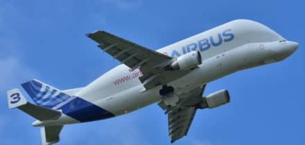 Location avion cargo Beluga