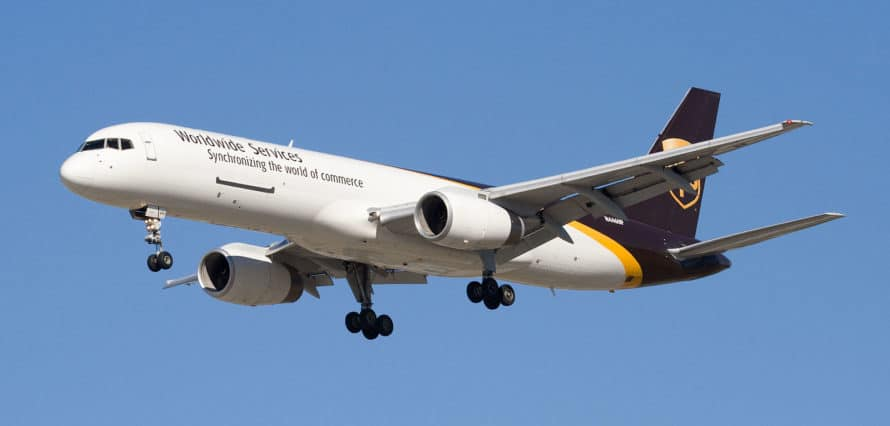 Location avion cargo Boeing 757-200PF
