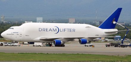Location avion argo Boeing 747-400 Dreamlifter