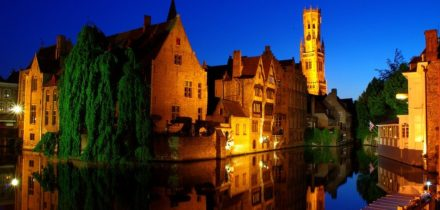 Private jet and helicopter hire in Ostend-Bruges