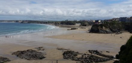Private jet and helicopter hire in Newquay Cornwall