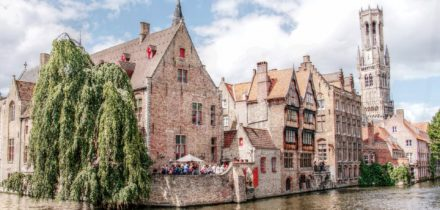 Location de jet privé à Bruges