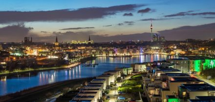 Private jet and helicopter hire in Dortmund
