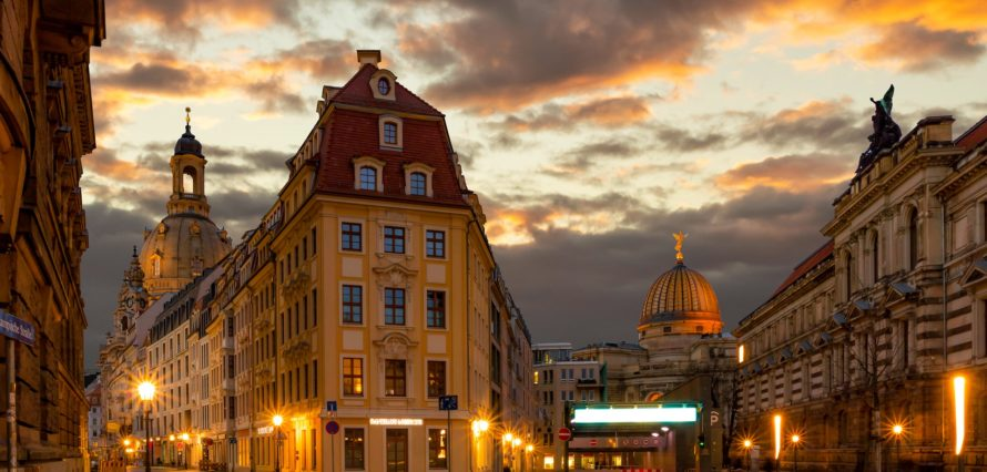 Private jet and helicopter hire in Dresden