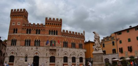 Private jet and helicopter hire in Grosseto