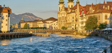 Private jet and helicopter hire in Lucerne - Buochs